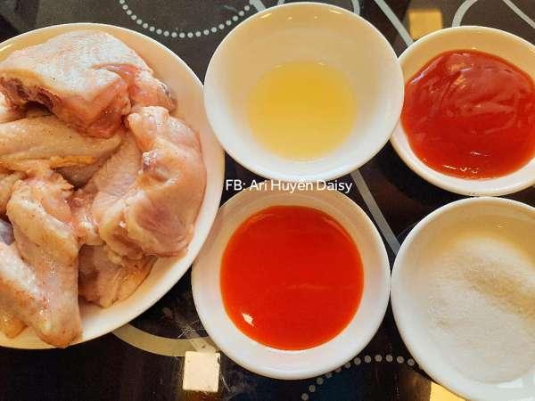Cách làm món GÀ RÁN ALBAIK, MÓN GÀ NGON NHẤT Ả RẬP, ngon hơn KFC 7
