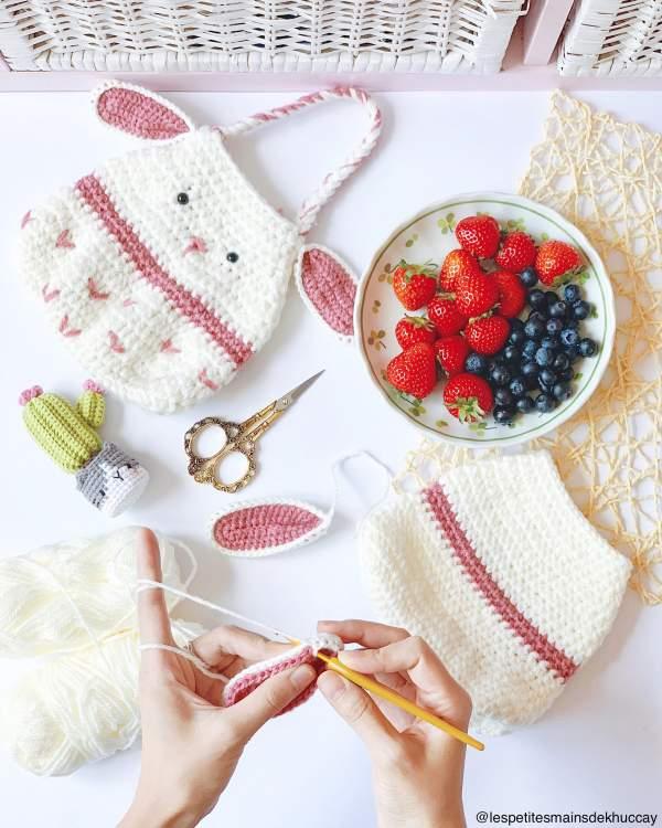 Nguyên liệu và dụng cụ cho người mới học móc len, đan len 7