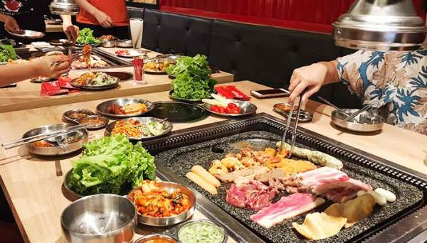 [Review] - Nhà Hàng Thịt Nướng Dolpan Sam - Vincom Trần Duy Hưng 14