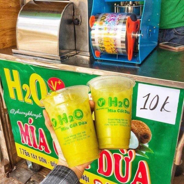 [Tổng hợp] - List Quán nước mía, Sữa chua cực ngon Hà Nội 10