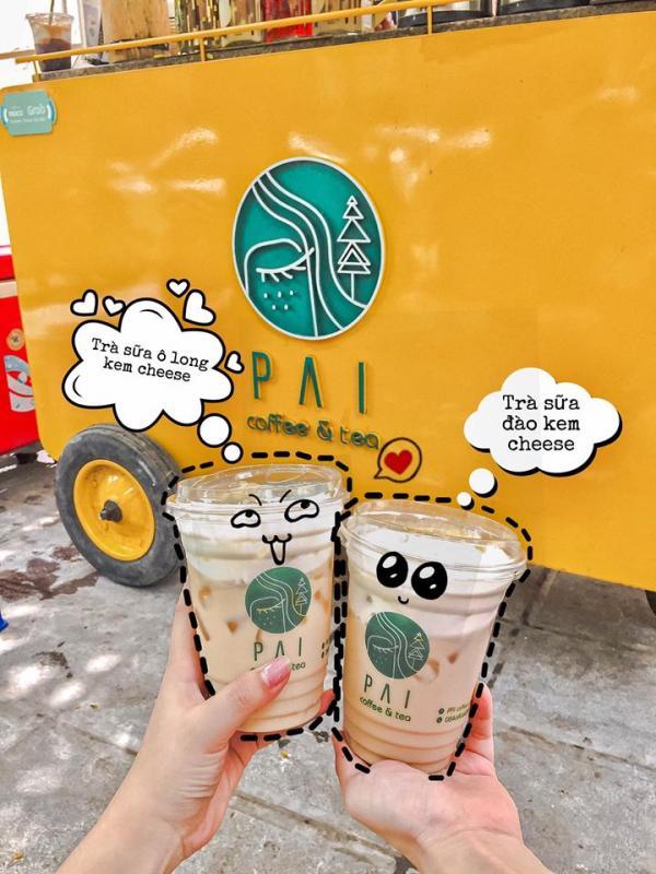 [Review] - ✨PAI COFFEE & TEA✨ 15 Lê Đại Hành, Trà Sữa Xe Đẩy 3