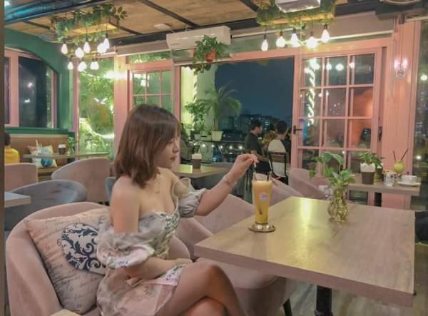 [Review] - PINK COFFEE 37 Nguyễn Văn Huyên 4
