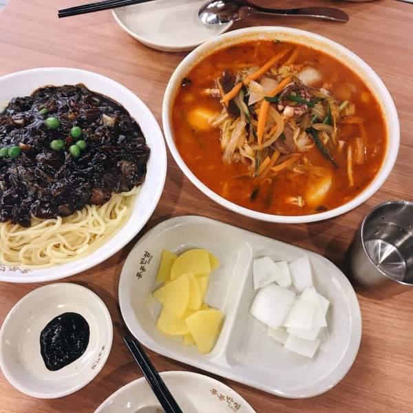 [Review] - Quán đồ ăn Hàn, Mr Paik's, Paik's BBQ, Paik's BIBIM, Paik's noodle 4