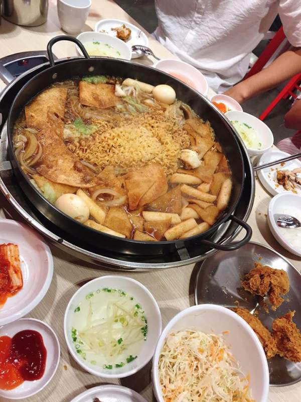 [Review] - Quán đồ ăn Hàn, Mr Paik's, Paik's BBQ, Paik's BIBIM, Paik's noodle 6