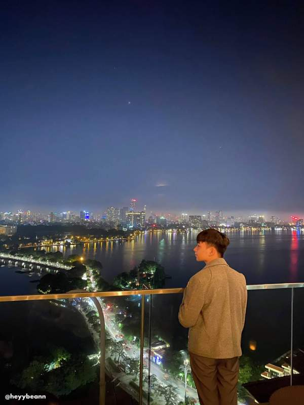 [Review địa điểm checkin sang chảnh, view siêu xịn] - Pan Pacific Hanoi - Đường Thanh Niên 2