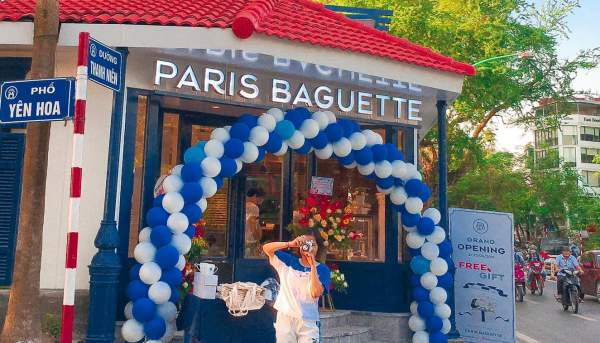 [Review Tiệm Bánh Ngọt] - Paris Baguette, West Lake view 61