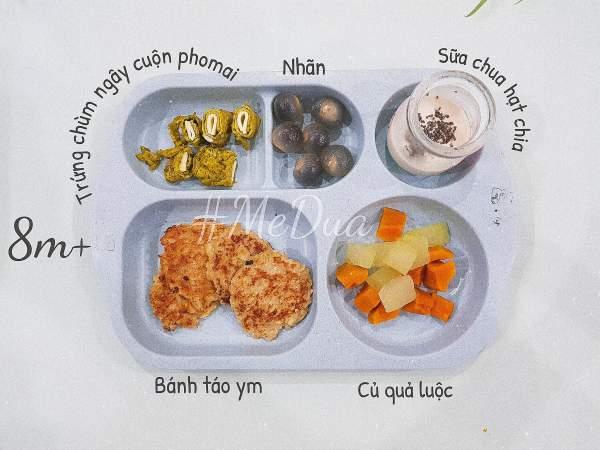 Phương Pháp ăn dặm cho bé 5 tháng (truyền thống kiểu Nhật, BLW) 16