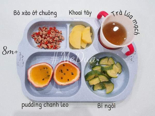 Phương Pháp ăn dặm cho bé 5 tháng (truyền thống kiểu Nhật, BLW) 49