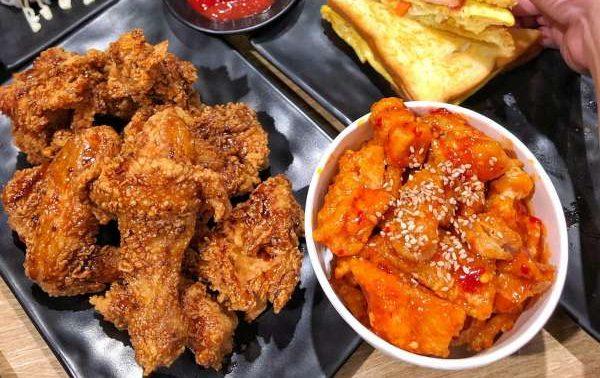 [Review] - Quán ăn đồ Hàn - Siêu rẻ gần trường ĐH Hà Nội 15