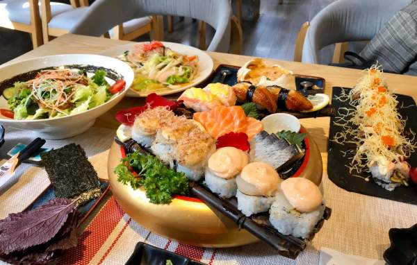 [Review] - HaDu Sushi - Xã Đàn, Quán ăn Sushi ngon ở Hà Nội 52