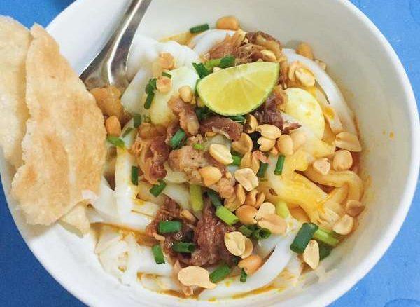 [Review] - Quán Đặc sản Đà Nẵng - Mì quảng, nem lụi, bánh xèo ở Hà Nội 53