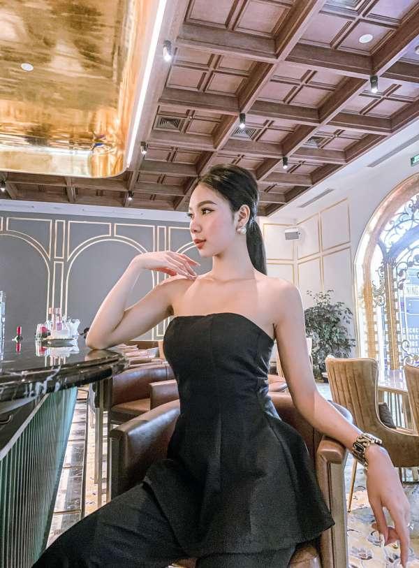 [Review] - Quán Cafe view sang chảnh, Khách sạn dát vàng Dolce by Wyndham Hanoi Golden Lake 4