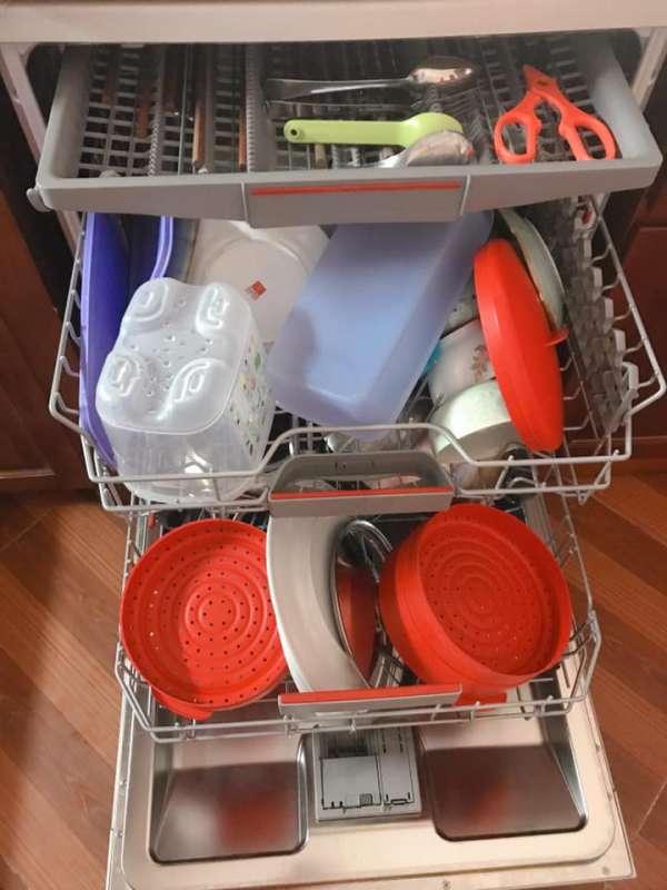 REVIEW chi tiết MÁY RỬA BÁT? có nên mua Máy Rửa Bát không ? 5