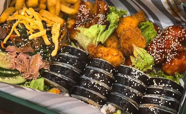 [Review] - Đồ Ăn Vặt Hàn, 15 Dã Tượng, Hoàn Kiếm 2