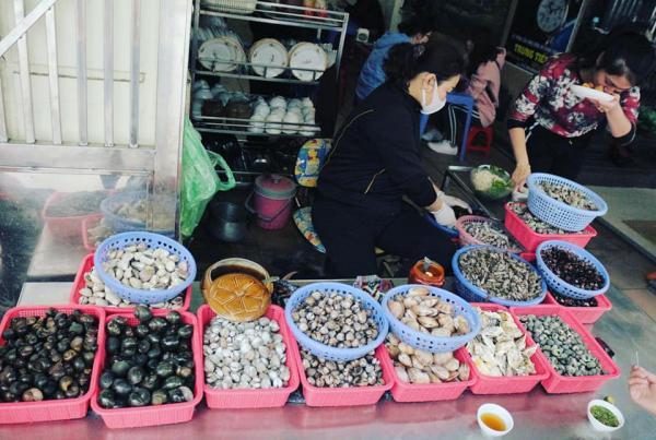 [Review] - Ẩm thực Hải Phòng, Foodtour HN-Hải Phòng 2