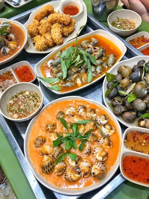 [Review] - Ốc Thuý Hằng - Ngõ 65 Phạm Ngọc Thạch, Có nên ăn ? 2