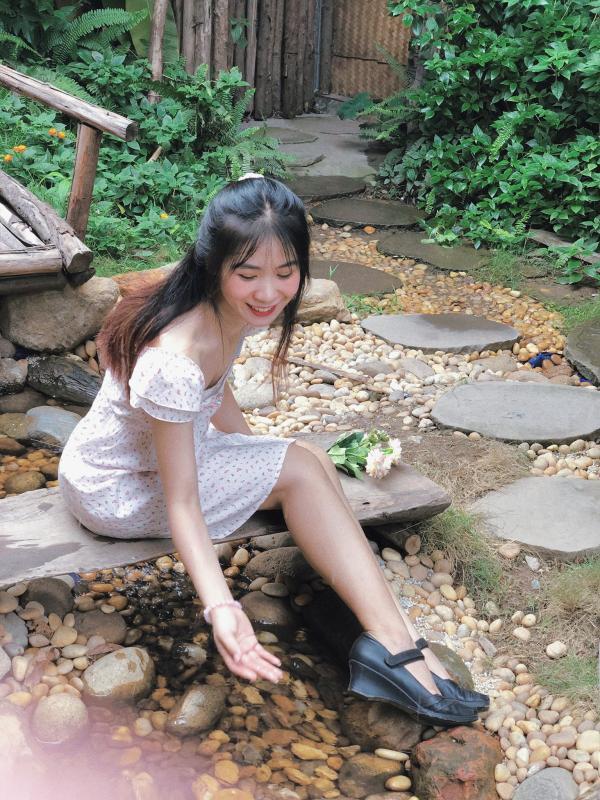 [Review] - AMI Garden coffee- SaPa thu nhỏ giữa lòng thủ đô, 181 Vệ Hồ 3