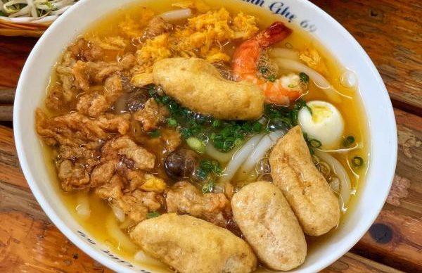 [Review] - BÁNH CANH GHẸ 69 - Ô Chợ Dừa 1