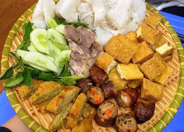 [Review] - BÚN ĐẬU MẮM TÔM CHỊ BÉO - 12a1 ngõ 27 Tạ Quang Bửu 14