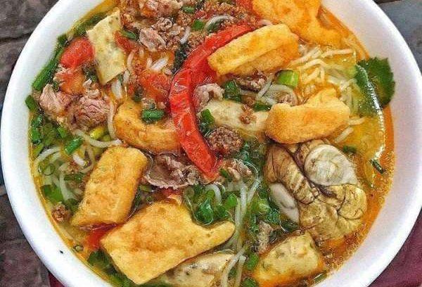 [Review] - BÚN RIÊU LONG BIÊN, Ngõ 154 Ngọc Lâm 10