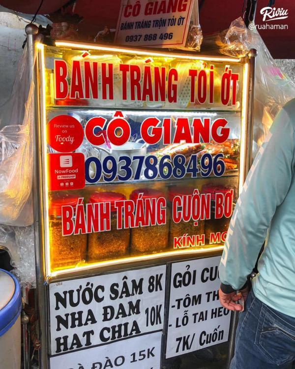 [Review] - Bánh Tráng Tỏi Ớt Cô Giang, 59 Trần Quang Diệu, Q.3 6