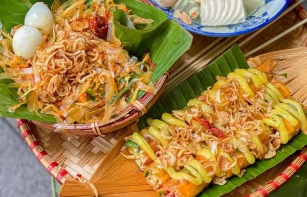 [Review] - Bánh tráng bé My - 33 Quang Trung,Hoàn Kiếm 12