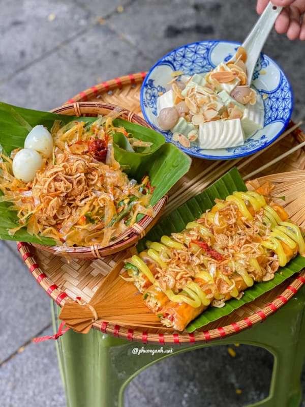 [Review] - Bánh tráng bé My - 33 Quang Trung,Hoàn Kiếm 5