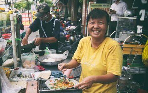 [Review] - Bánh tráng nướng của anh Sơn và chị Thúy, 196 Vạn Kiếp, P. 3, Q. Bình Thạnh 1