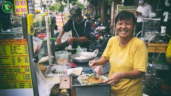 [Review] - Bánh tráng nướng của anh Sơn và chị Thúy, 196 Vạn Kiếp, P. 3, Q. Bình Thạnh 3