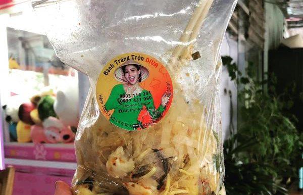 [Review] - Bánh tráng trộn Diva Cát Thy, Đáng đồng tiền đêý 50