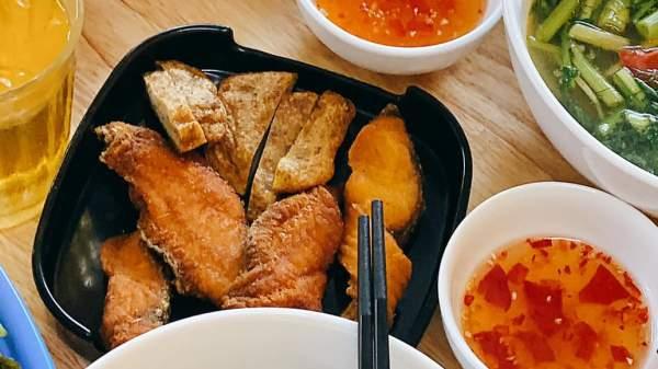 [Review] - Bún Cá Bà Tâm - 80 Láng Hạ 58