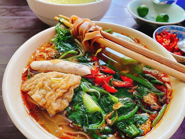 [Review] - Bánh Đa Cua - Số 17 Ngõ 16 Huỳnh Thúc Kháng 61