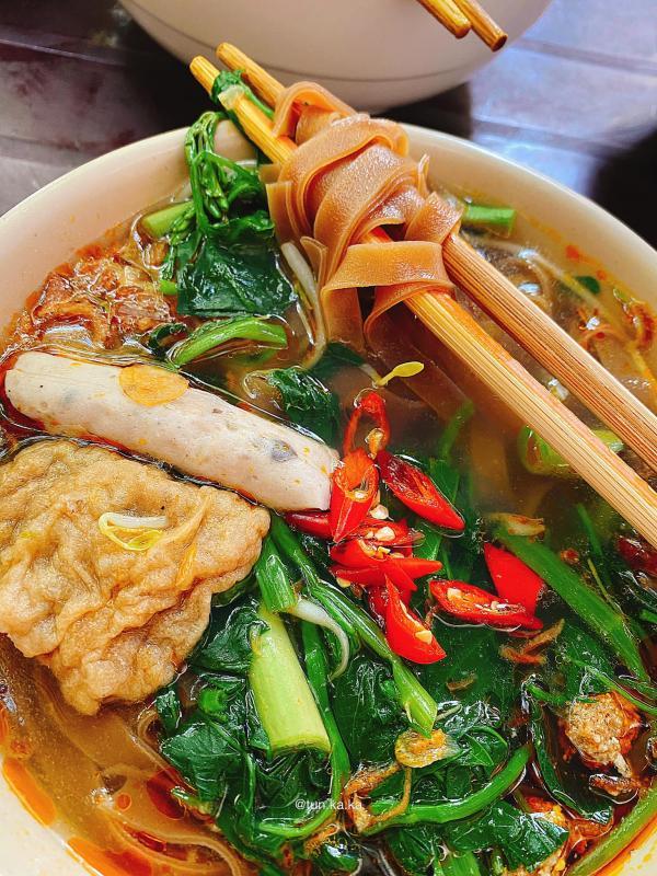 [Review] - Bánh Đa Cua - Số 17 Ngõ 16 Huỳnh Thúc Kháng 3