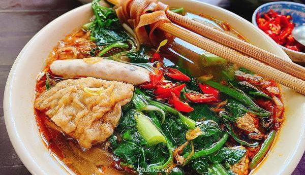 [Review] - Bánh Đa Cua - Số 17 Ngõ 16 Huỳnh Thúc Kháng 59