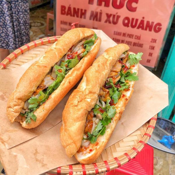 [Review] - Bánh Mỳ THỨC - Ngõ 252 Tây Sơn 6