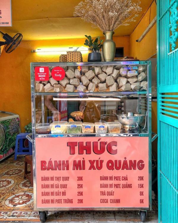 [Review] - Bánh Mỳ THỨC - Ngõ 252 Tây Sơn 5