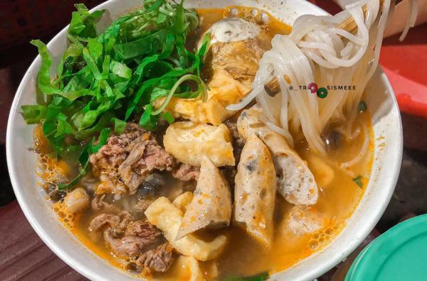 [Review] - Bún Riêu: Ngõ Giếng Mứt, Bạch Mai HN 56