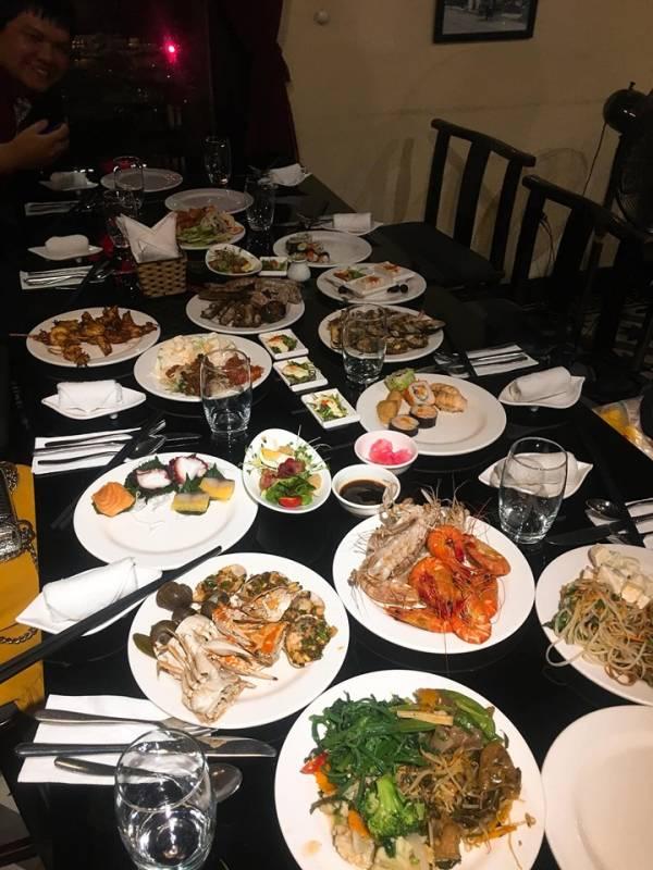 [Review] - Buffet Sen Hồ Tây, Ăn Buffet Hà Nội 13