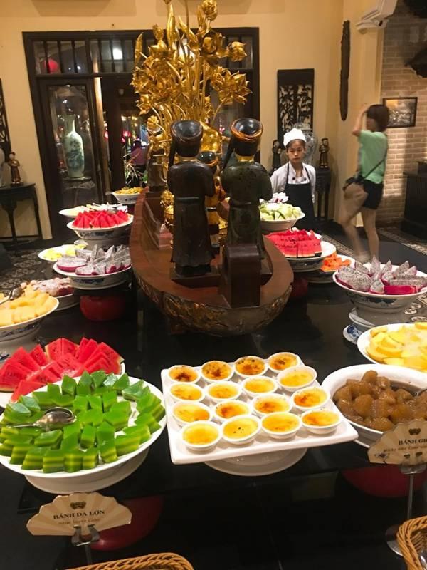 [Review] - Buffet Sen Hồ Tây, Ăn Buffet Hà Nội 3