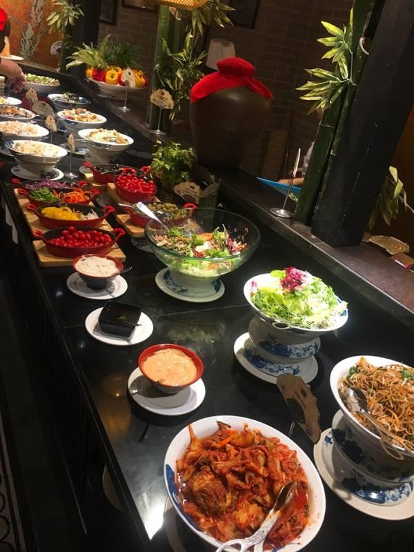 [Review] - Buffet Sen Hồ Tây, Ăn Buffet Hà Nội 9