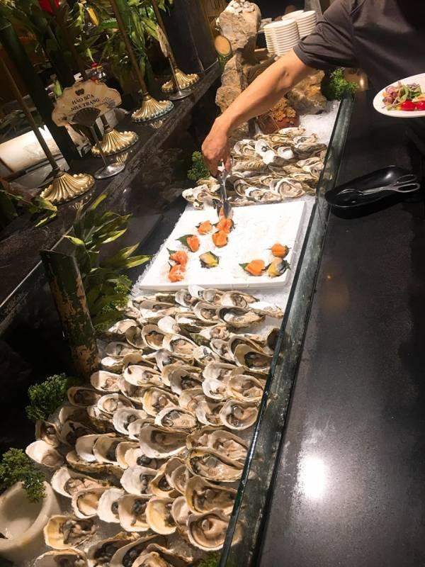 [Review] - Buffet Sen Hồ Tây, Ăn Buffet Hà Nội 7