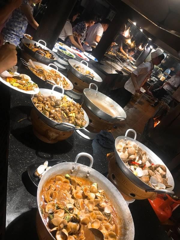 [Review] - Buffet Sen Hồ Tây, Ăn Buffet Hà Nội 6