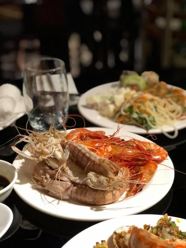 [Review] - Buffet Sen Hồ Tây, Ăn Buffet Hà Nội 5