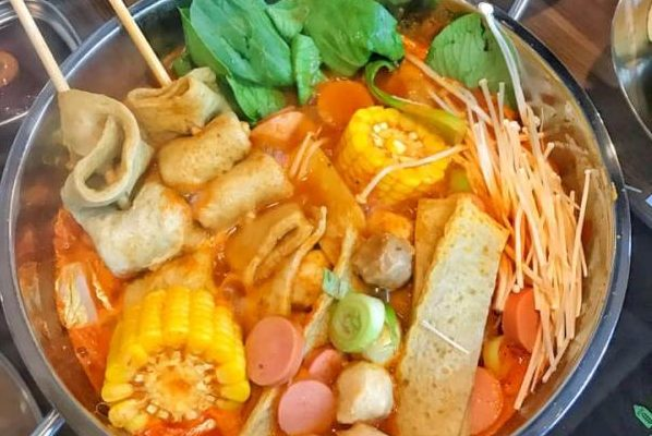 [Review] - Buffet lẩu tok - Manyo, Tầng 5 - Centerpoint Lê Văn Lương 57