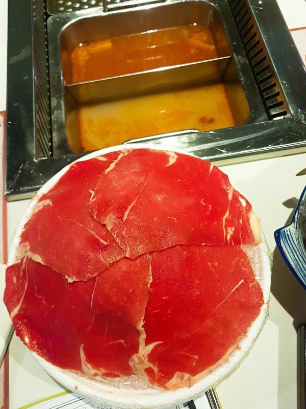 [Review] - Buffet vị macao nướng + lẩu -Sik Dak Food 411 Trần Hưng Đạo, Q5 3