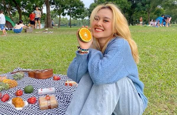 Review Công viên Yên Sở - Hoàng Mai vào một chiều thu 17