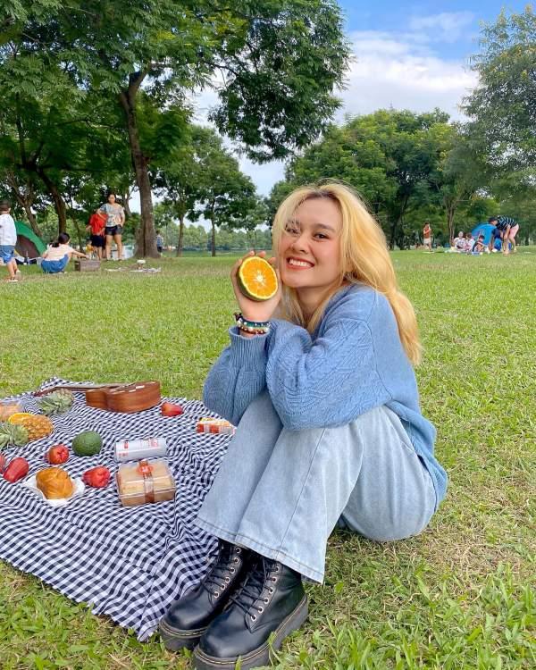 Review Công viên Yên Sở - Hoàng Mai vào một chiều thu 2