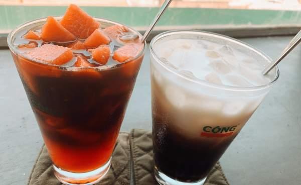 [Review Cộng Coffee] - Vinacano Dưa hấu thạch Cf và vinacano Cốt dừa thạch Coconut 52