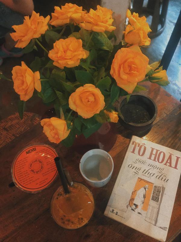 [Review] - CAFE CUỐI NGÕ, ngõ 68 Cầu Giấy 3