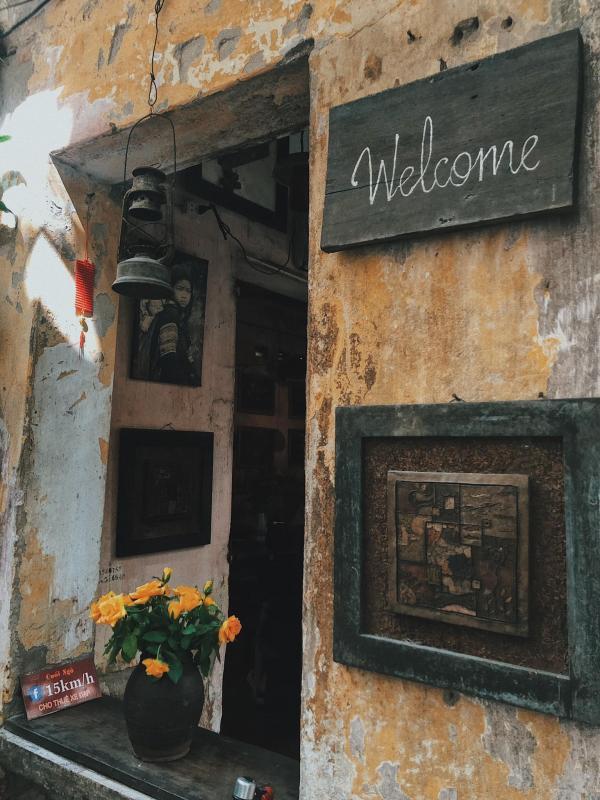 [Review] - CAFE CUỐI NGÕ, ngõ 68 Cầu Giấy 6